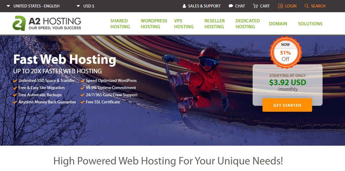 best wordpress hosting 2021